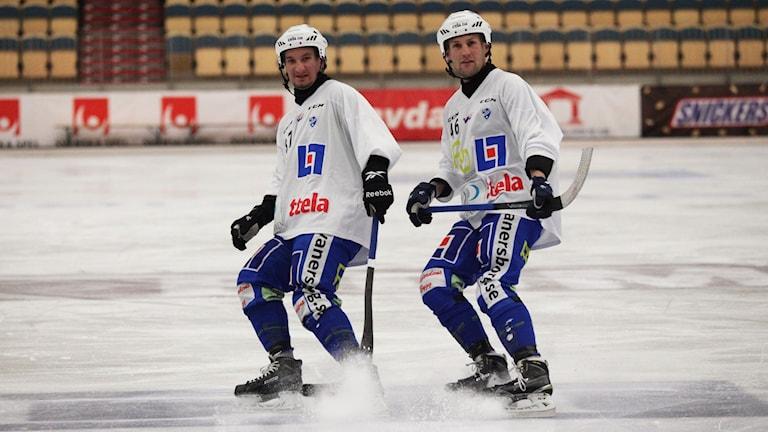 Mikko Lukkarila ja Ilari Moisala/Foto: Jukka Tuominen