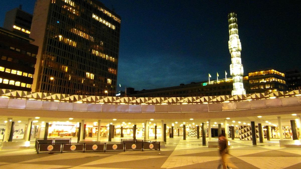 Stockholm - Tunnelbana - T-centralen. Foto: Íngolf/Flickr