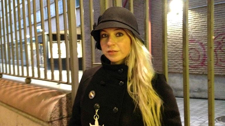 Helsingin yliopiston tutkija Karin Creutz