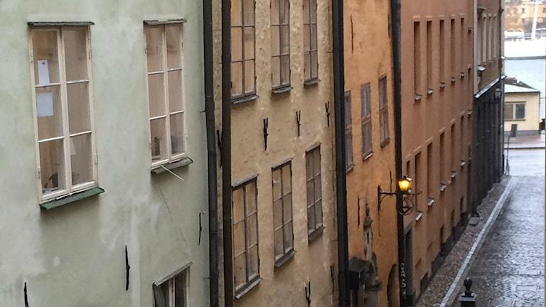 Bostäder, Stockholm, Gamla stan