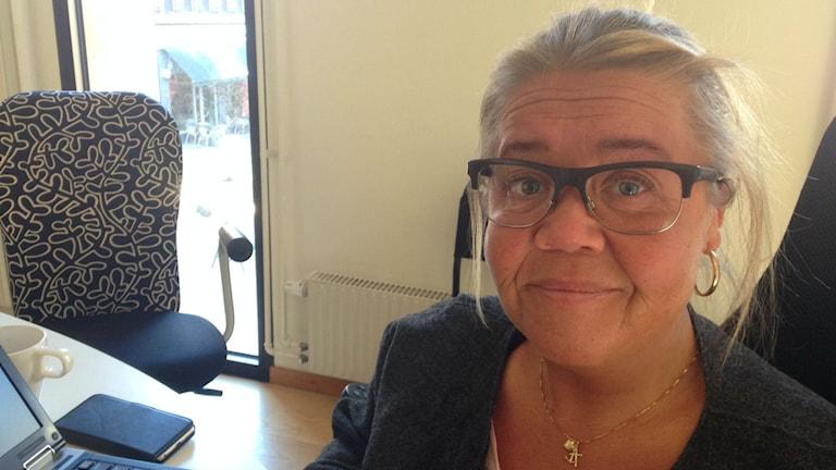 Misan Uppsalan toimiston johtaja Sosso Milegrim