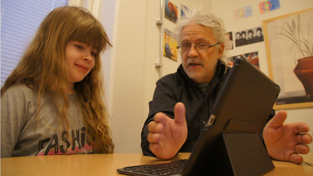 Meänkieli undervisning i Luleå