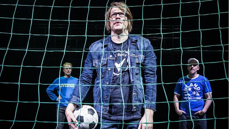 Laulu koti-ikävästä Oulun kaupunginteatterissa  Foto: Oulun kaupunginteatteri