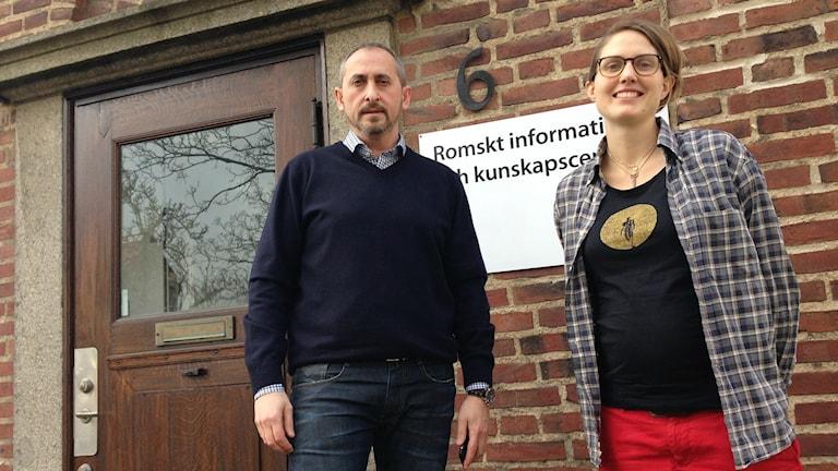 Romskt informations- och kunskapscenter Malmössä. Pian Göteborg saa vastaavanlaisen toiminnan.