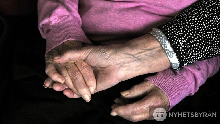 Vanhus, vanhustenhoito, vanha, omaishoito