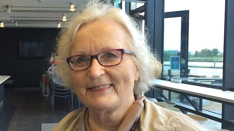 Sairaanhoitaja Arja Lindgren