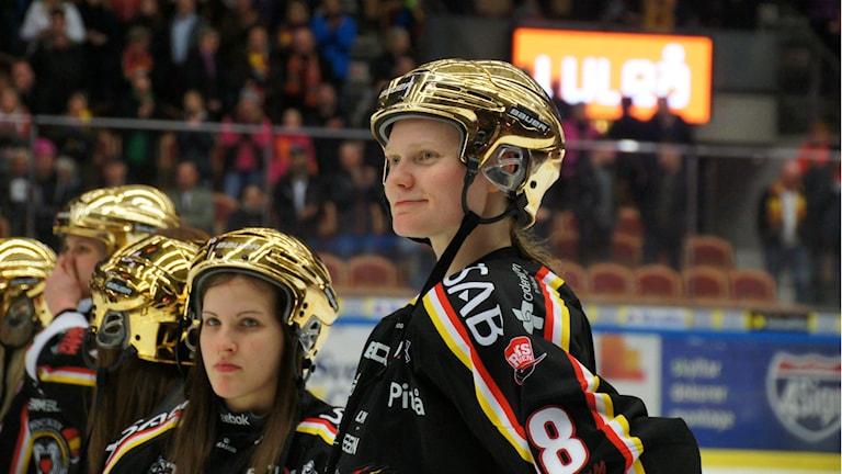 Ruotsin mestari Mira Jalosuo