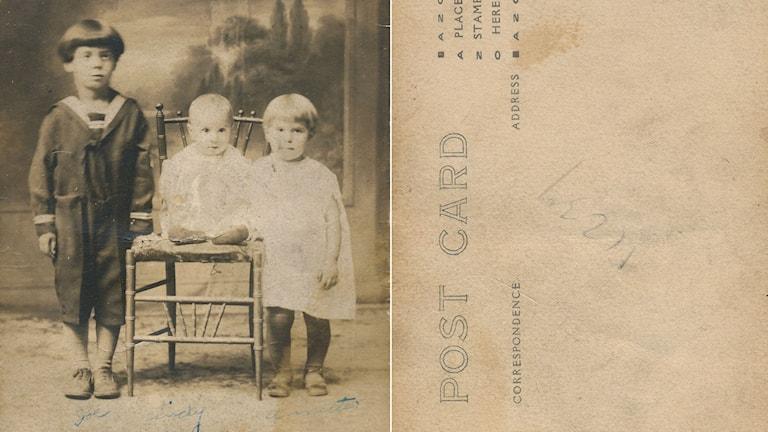 Vanha postikortti.