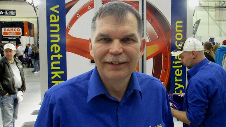 Jukka Heiskanen, Vannetukun johtaja.