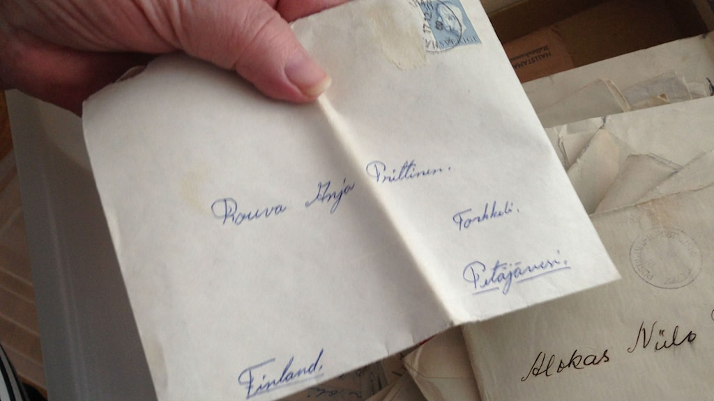Anja Johanssonin rakkauskirje