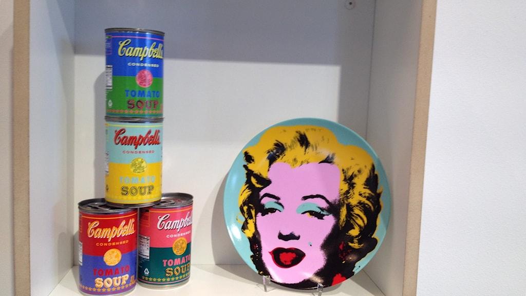 Andy Warhol näyttely Artipelag
