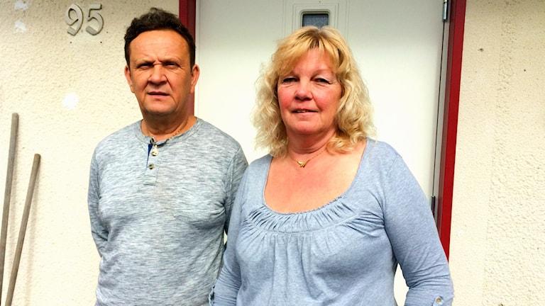 Jari ja Tarja Moilanen ovat olleet yhdessä pian 40 vuotta.