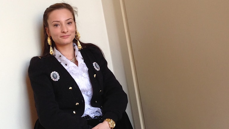 Marita Lindgren, kello- ja korukaupan myyjä