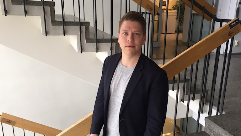 Ruotsin Tieto-yhtiön viestintäpäällikkö Mikko Viitala