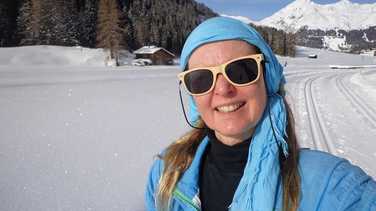 Kielentutkija Therese Rutishauser, Sveitsi