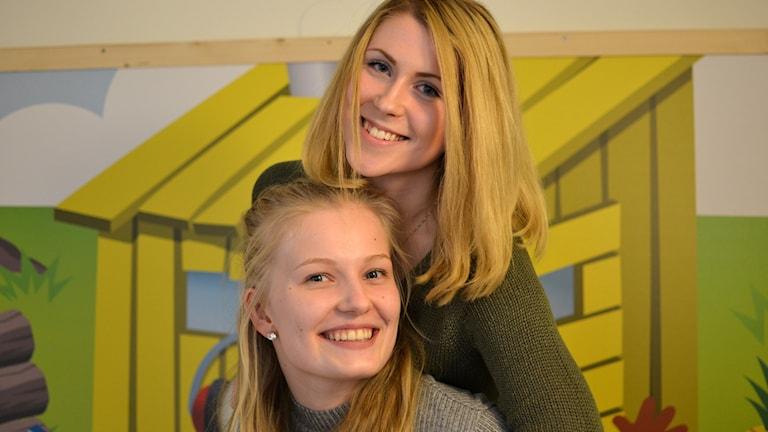Ada ja Malla ovat lukion loppusuoralla.