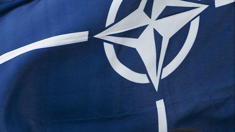 Nato flagga