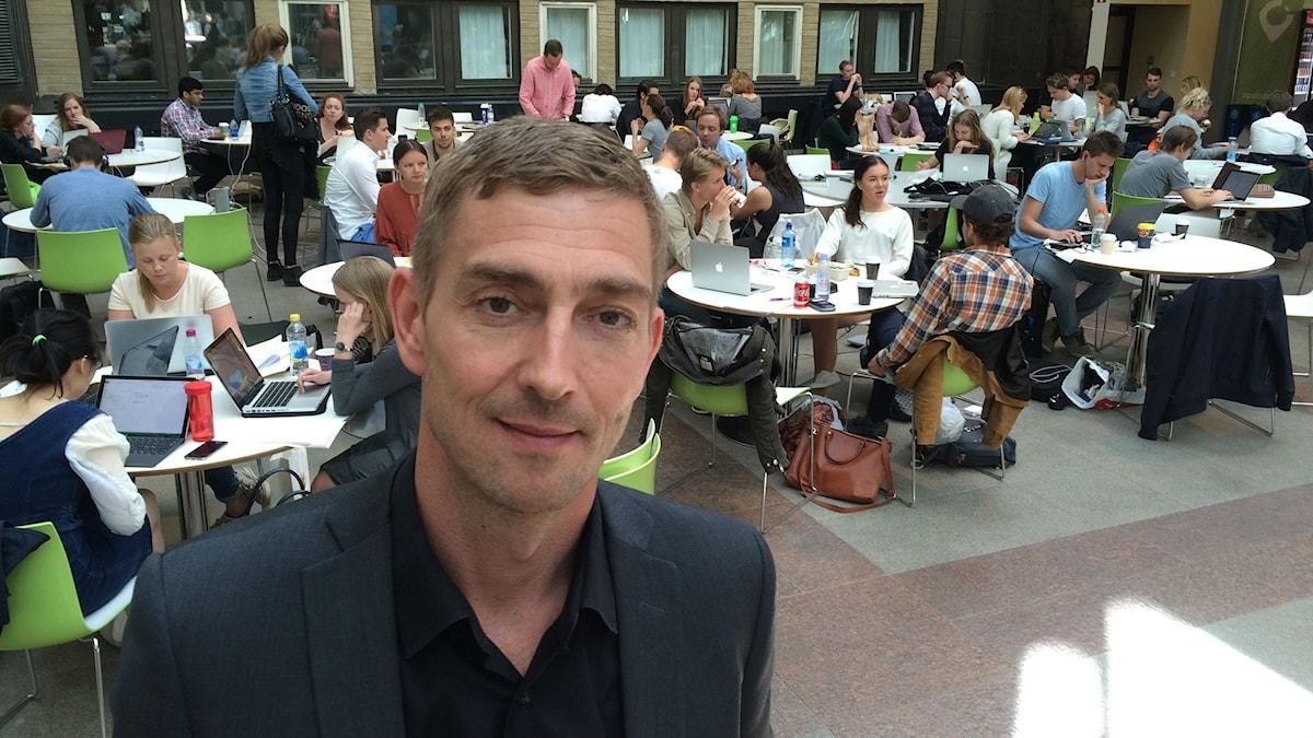 Martin Sköld, Handelshögskolan i Stockholm
