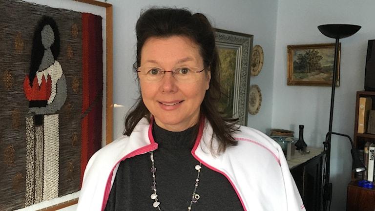 Johanna Malmivaara hankki sairaanhoitajan koulutuksen