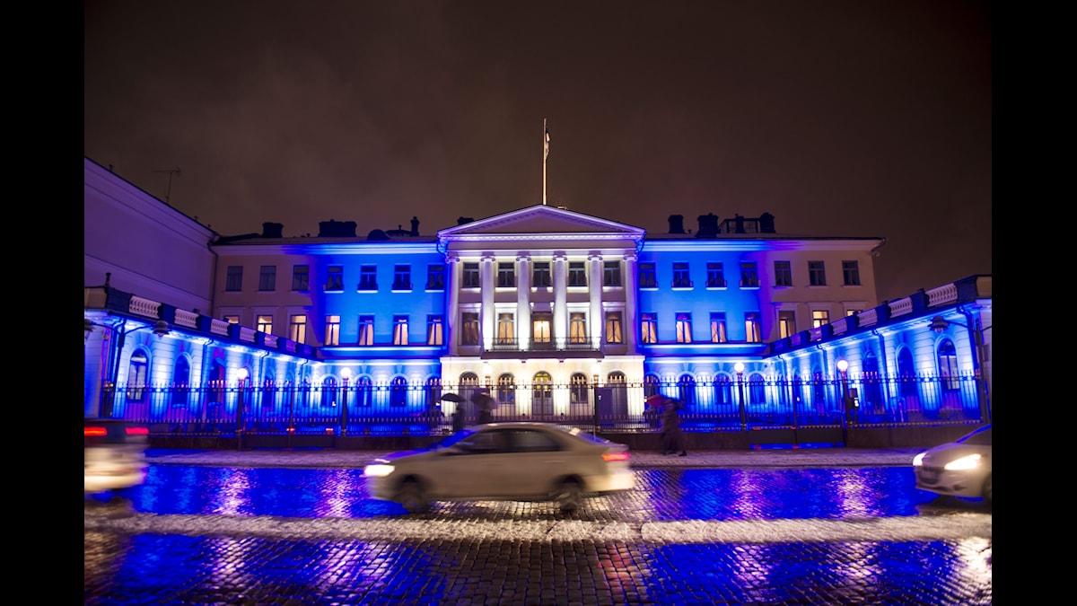 Presidentpalatset i Helsingfors