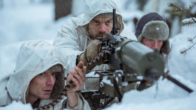 Kuva elokuvasta Tuntematon sotilas