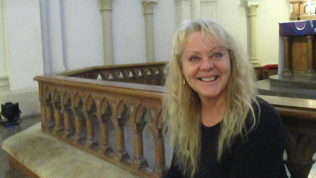 Izabella Simonsbacka on Jönköpingin kulttuurikoulun tanssipedagogi ja opettaja.