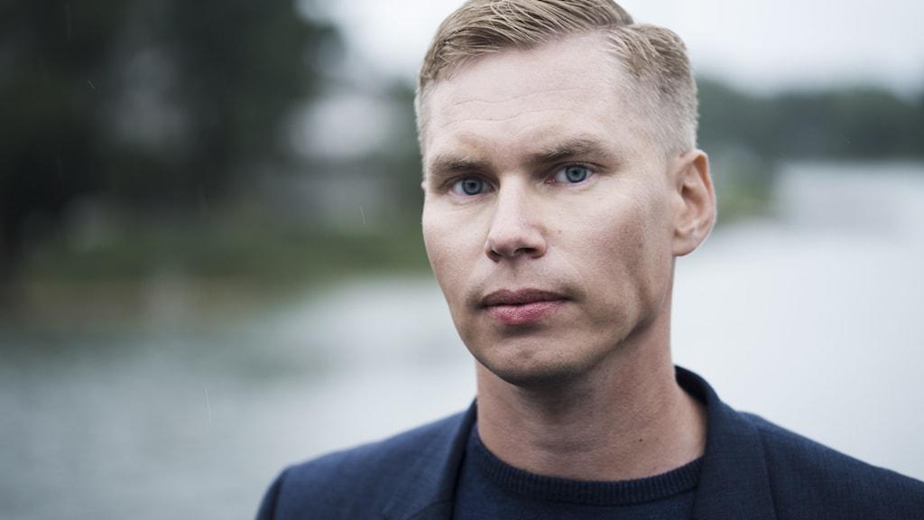 KIrjailija Arttu Tuominen
