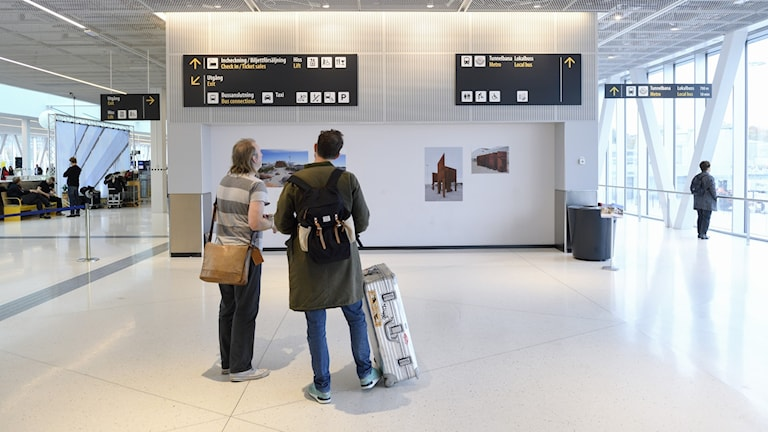 Kuva Siljalinen terminaalista Tukholmassa