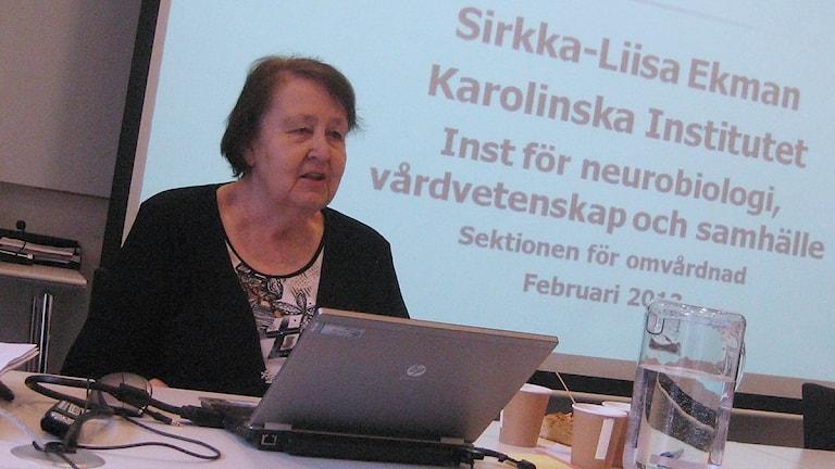 Sirkka-Liisa Ekman