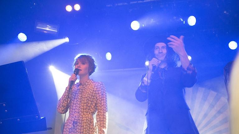 Iiris Viljanen ja Kristian Anttila, #MittFinland Live -duetto