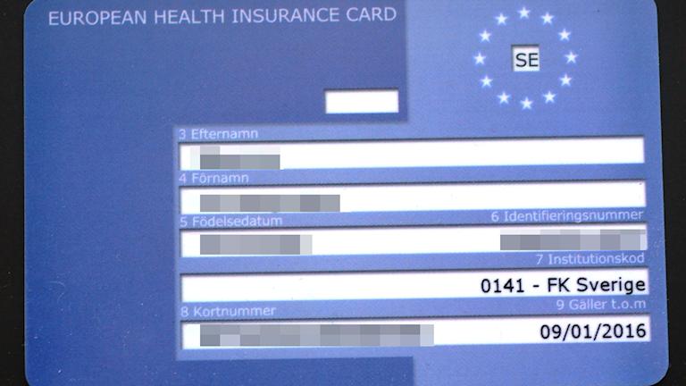 eurooppalainen sairaanhoitokortti raskausdiabetes