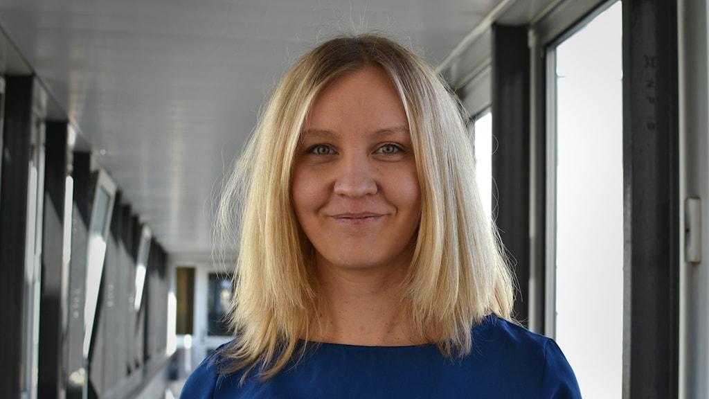 Kirsti Jylhä, ilmastopsykologi Uppsalan yliopistosta