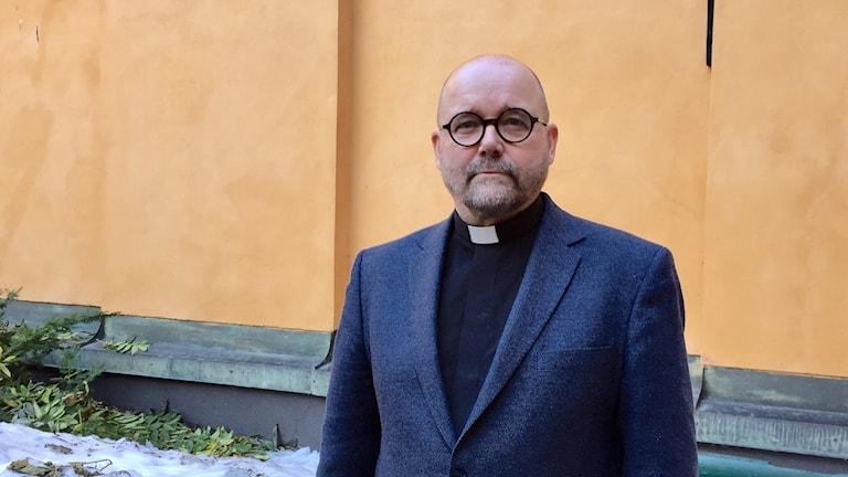 Martti Paananen kirrkoherra Tukholman suomalainen seurakunta