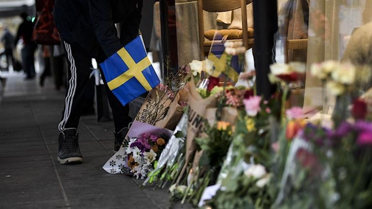 Terrordåd Drottninggatan årsdag