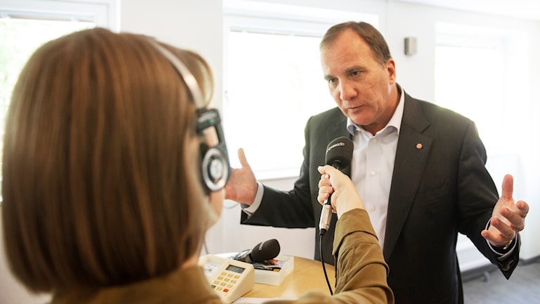 Stefan Löfven, Sveriges statsminister