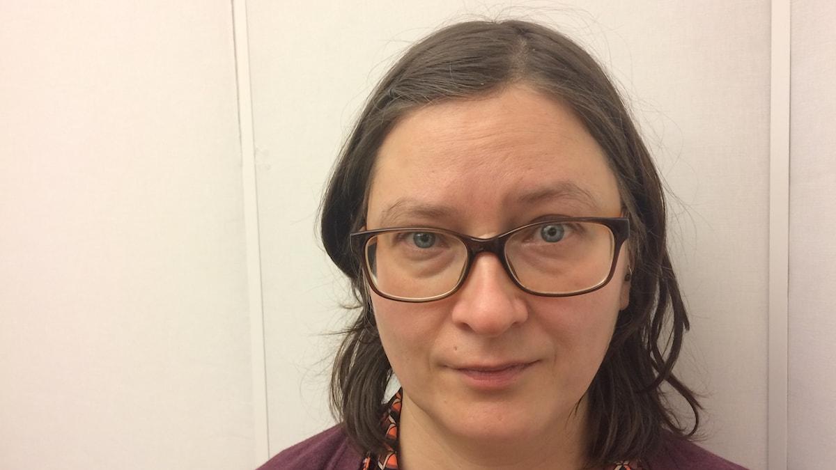 Islamologian tutkija Nina Jakku