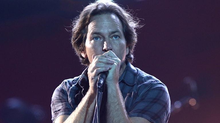 Pearl Jamin laulaja Eddie Veder.
