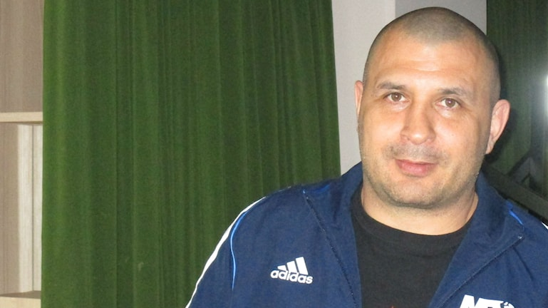 Thainyrkkeilymaajoukkueen joukkueenjohtajana toimii Jönköpingin MM-kisoissa Petri Martinez.