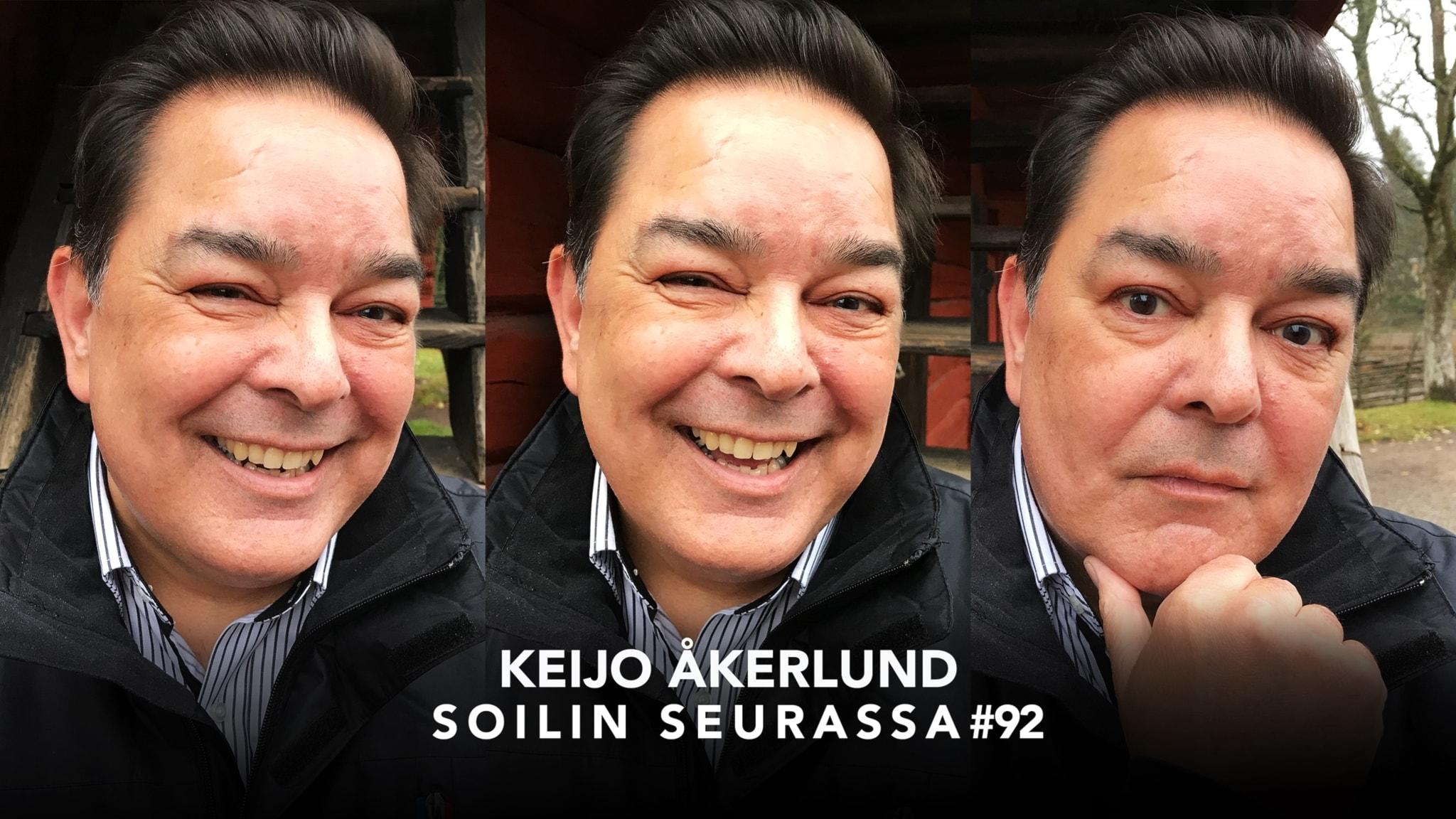 Keijo Åkerlund, muusikko ja pastori Södertäljestä