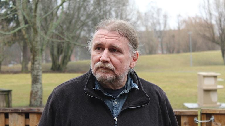 Pentti Salmenranta on Sisuradion pakinoitsija.