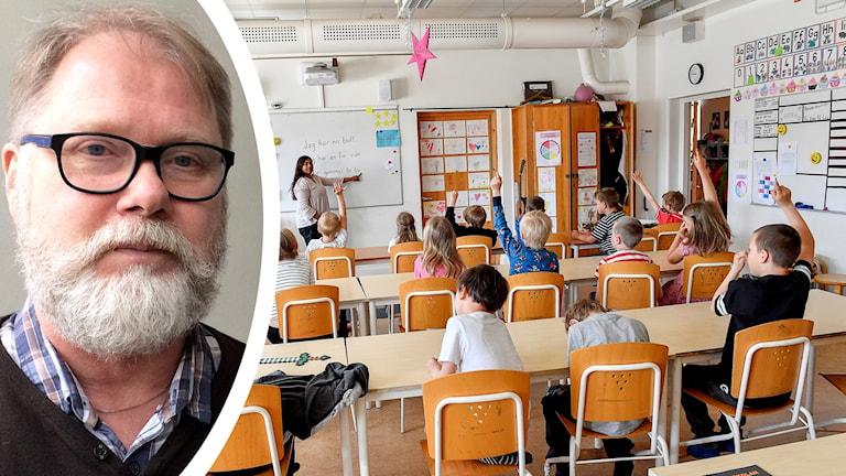 Jarmo Lainio vill att nationellt minoritetsspråk blir eget ämne i skolan