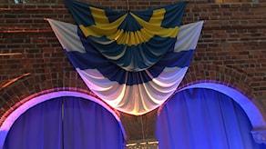 Tukholman kaupungintalo ruotsinsuomalaisten päivänä 24.2.2017