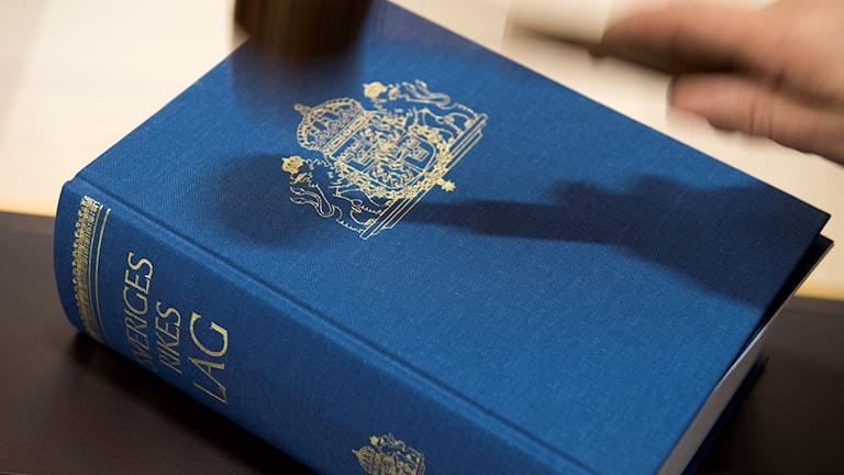 Ruotsin lakikirja