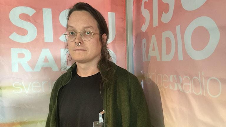 Taiteilija ja laulaja Jonas Karén
