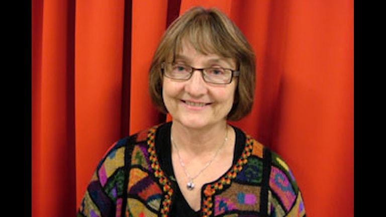 Professori Leena Huss Foto: Pirjo Hamilton /SR Sisuradio