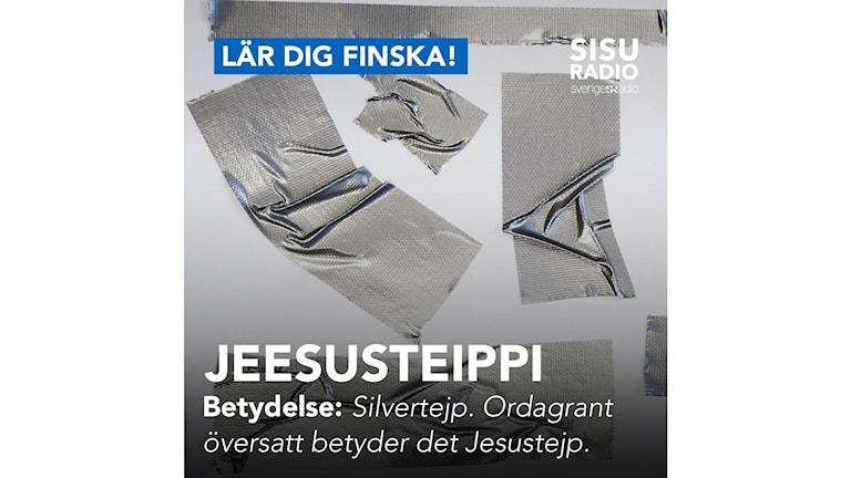 Jeesusteippi.