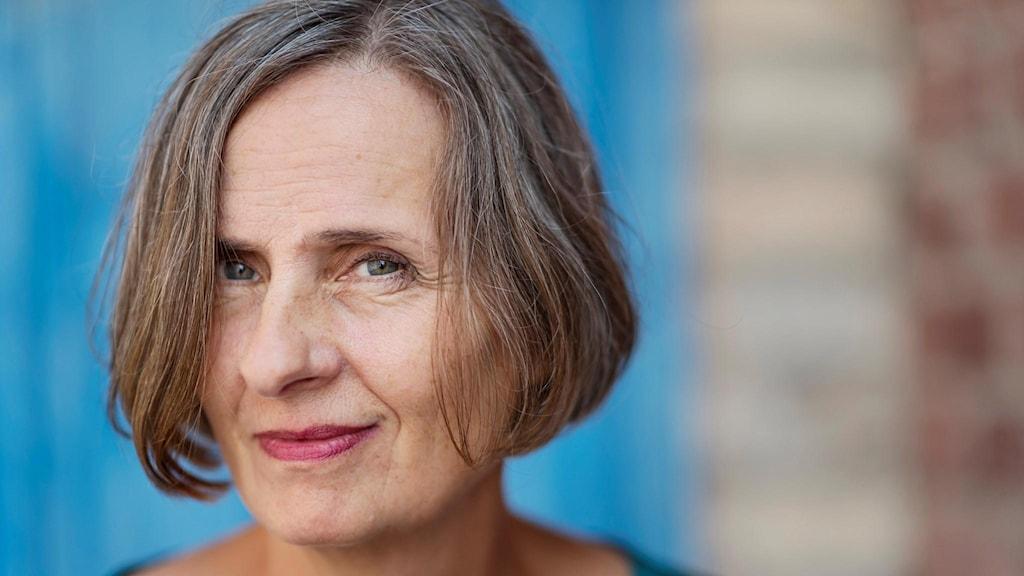 Författaren Susanna Alakoski.