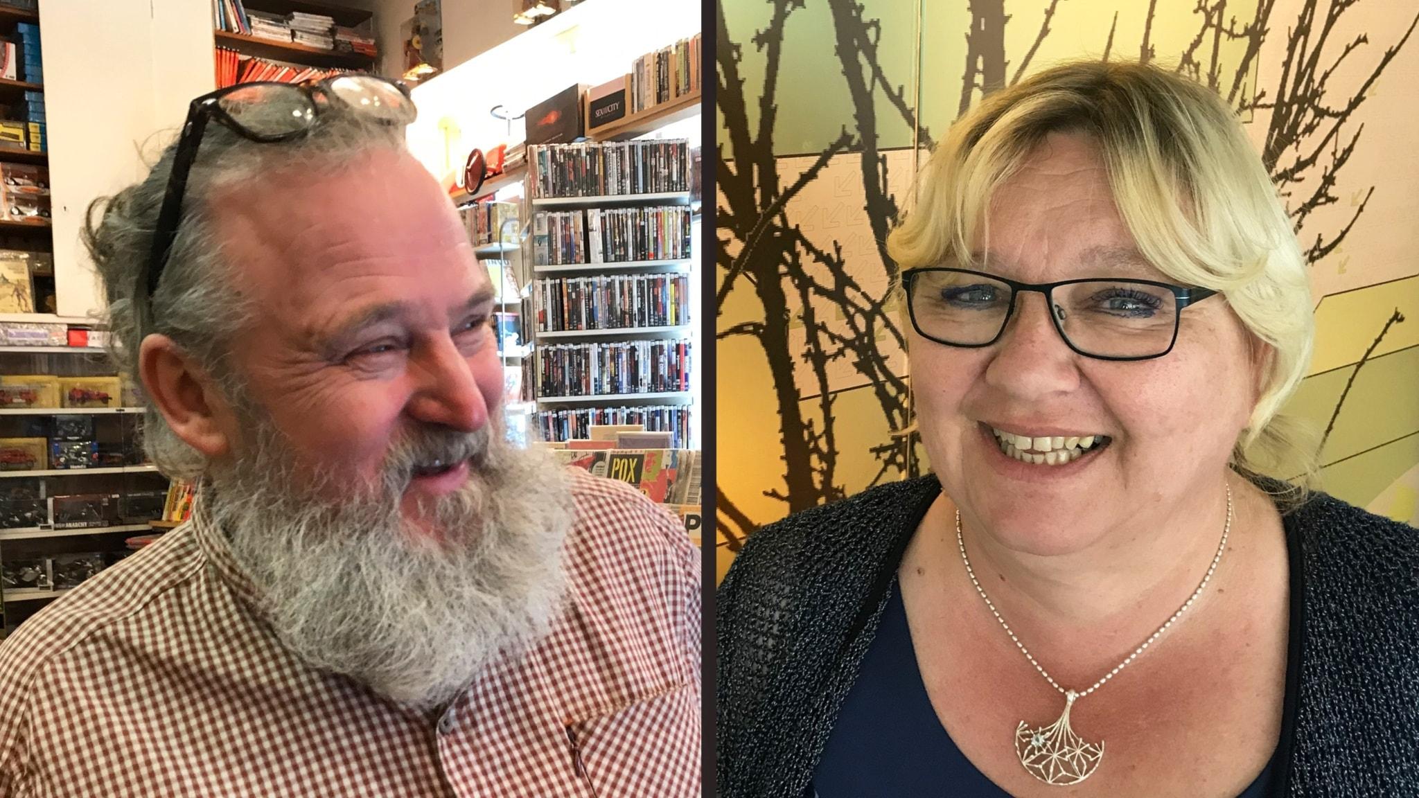 Kärlek, frihet och ströjobb del 1: Road trip till Sverige