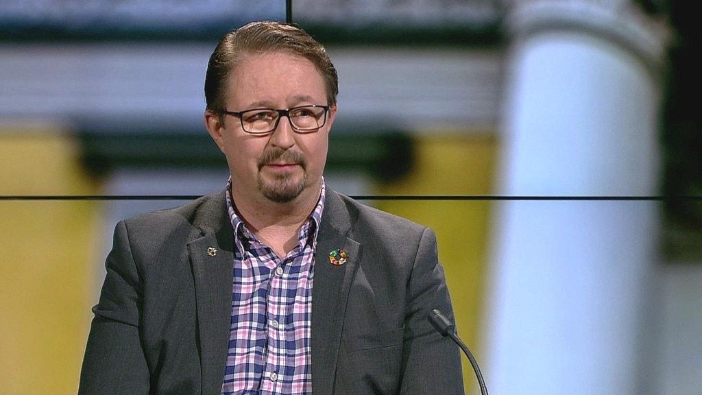 Finlands hälsosäkerhetschef Mika Salminen.