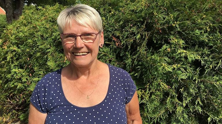 Sienikonsulentti Lilja Johansson Lindfors